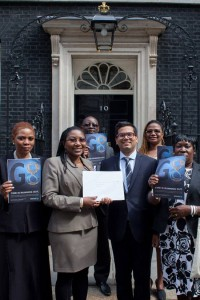 African and Asian Diaspora in support of IF