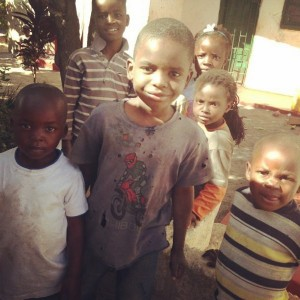 Zambia Children - Save Our Society (SOS)