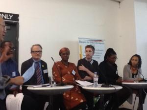 Bond Diaspora Session Panel