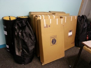 DfAD Sports Equipment Donation