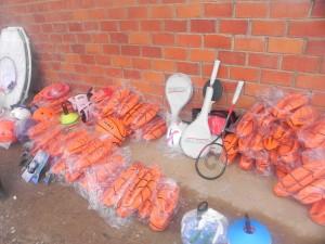 DfAD Sports Equipment Donation2