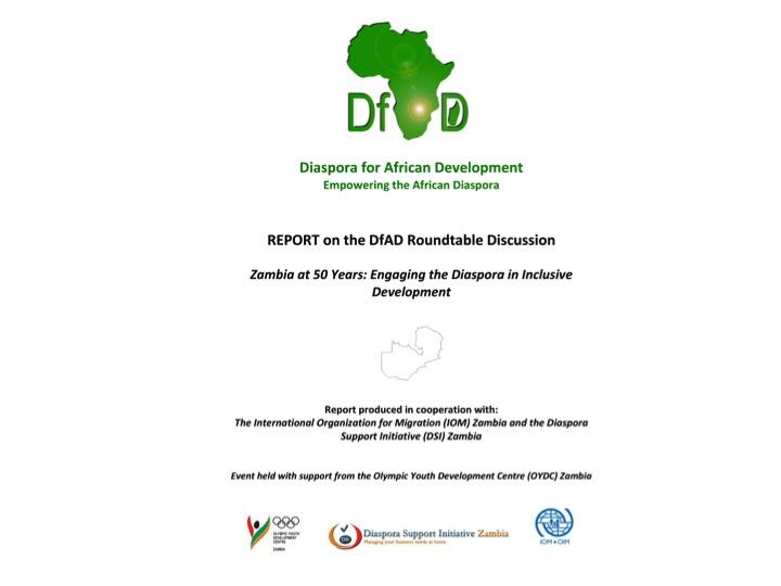 DfAD 2014 Report