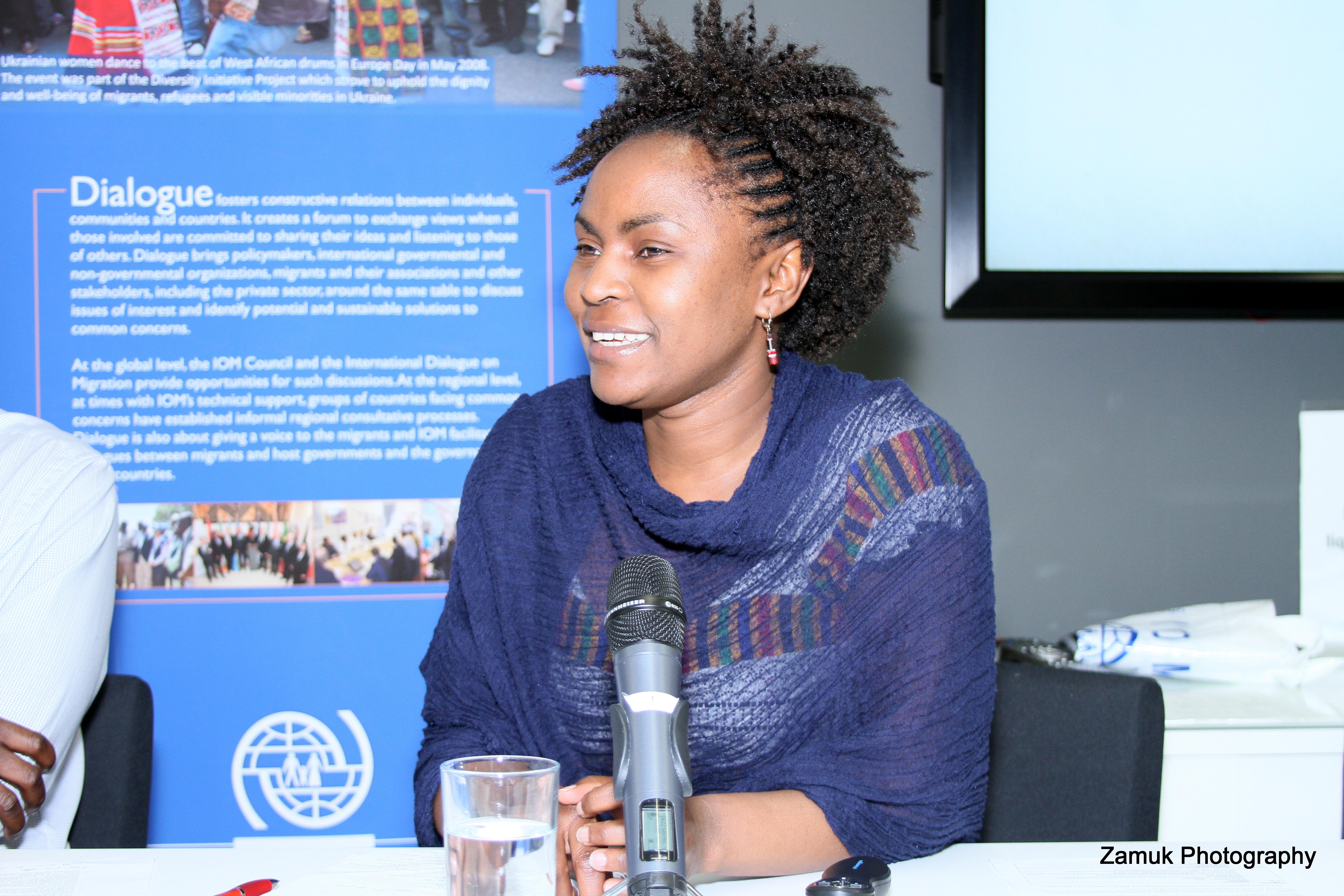 Miniva Chibuye, Zambian PhD Student at IDS