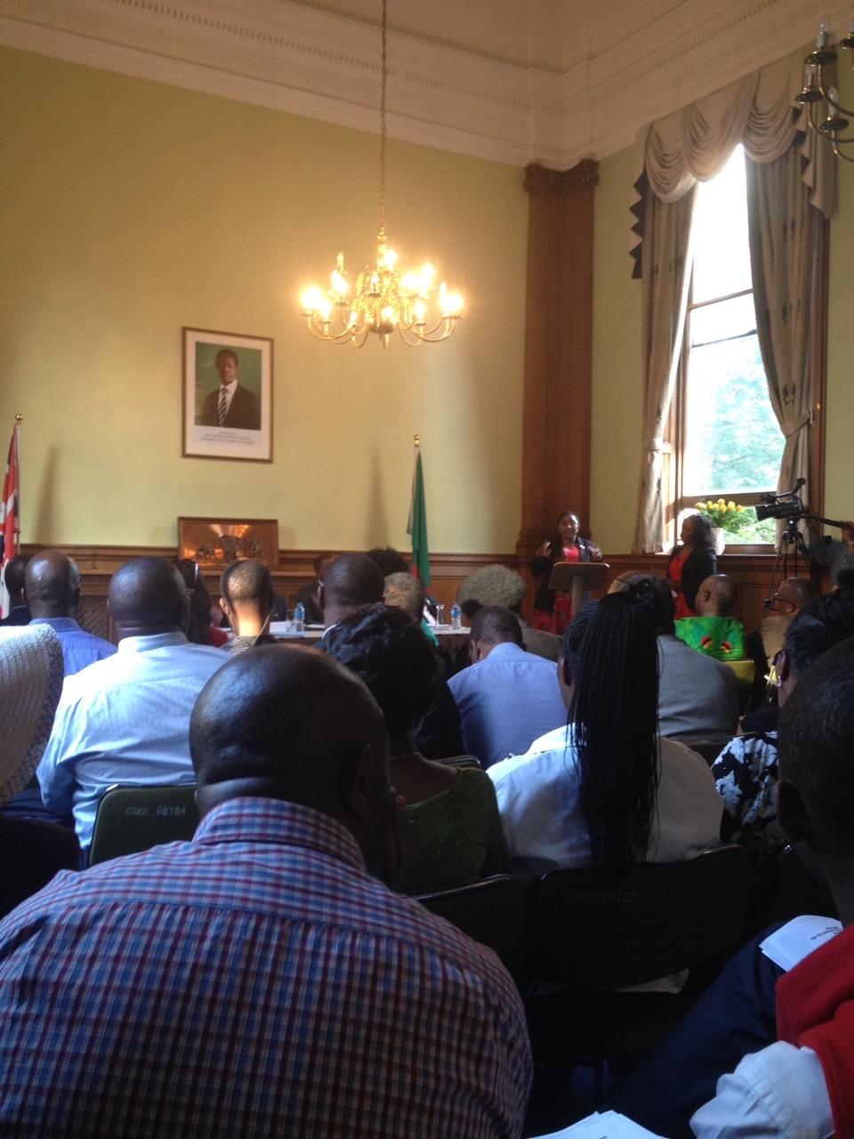 Chibwe Henry_Diaspora_Policy